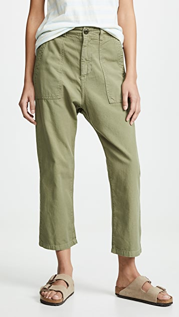 THE GREAT. Ranger Pants