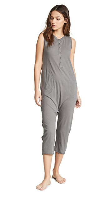 THE GREAT. Sleeper Jumpsuit