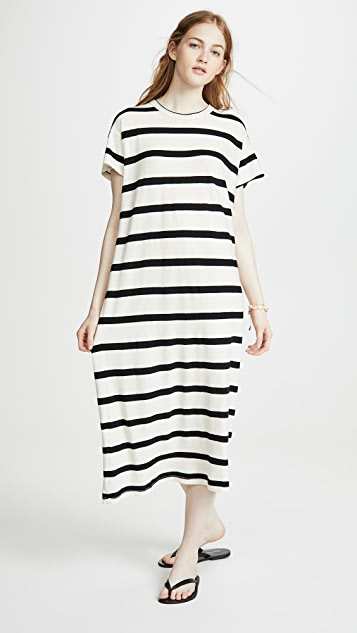 The Boxy Dress by The Great.