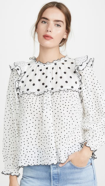 THE GREAT. The Doll Top