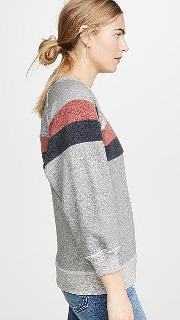 THE GREAT. The Marathon Sweatshirt
