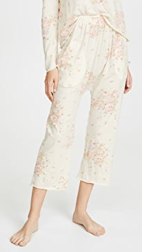 The Lounge Crop Sleep Pants