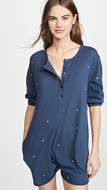 THE GREAT. The Henley Romper