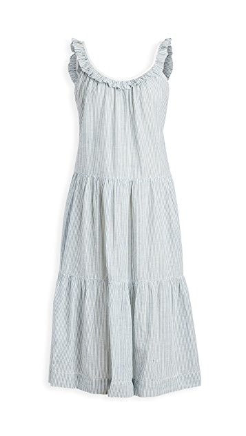 THE GREAT. The Magnolia Dress