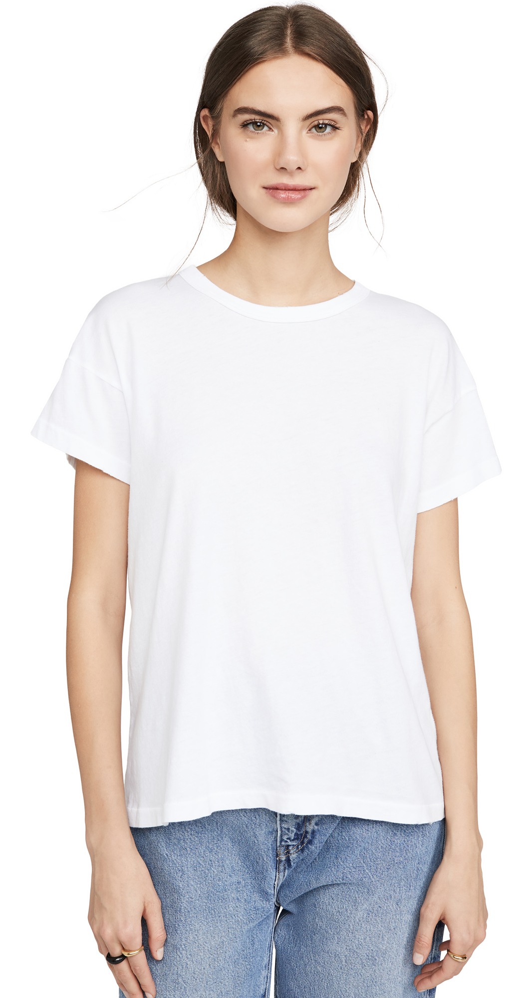 THE GREAT. The Boxy Tee
