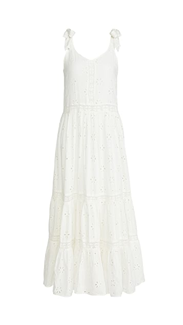 THE GREAT. The Eyelet Grove Dress.