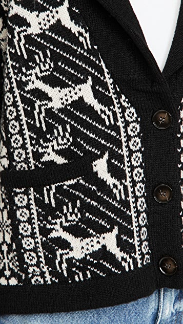 THE GREAT. The Folktale Lodge Cardigan