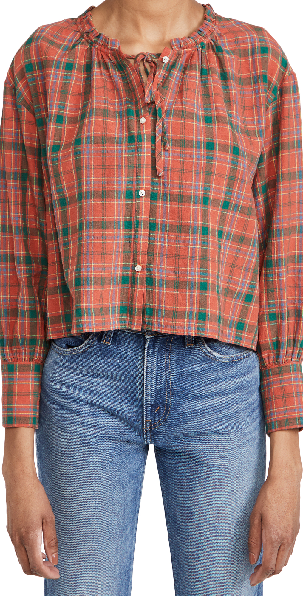 THE GREAT. The Forage Top