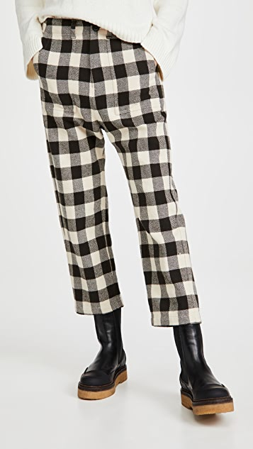 THE GREAT. The Ranger Pants
