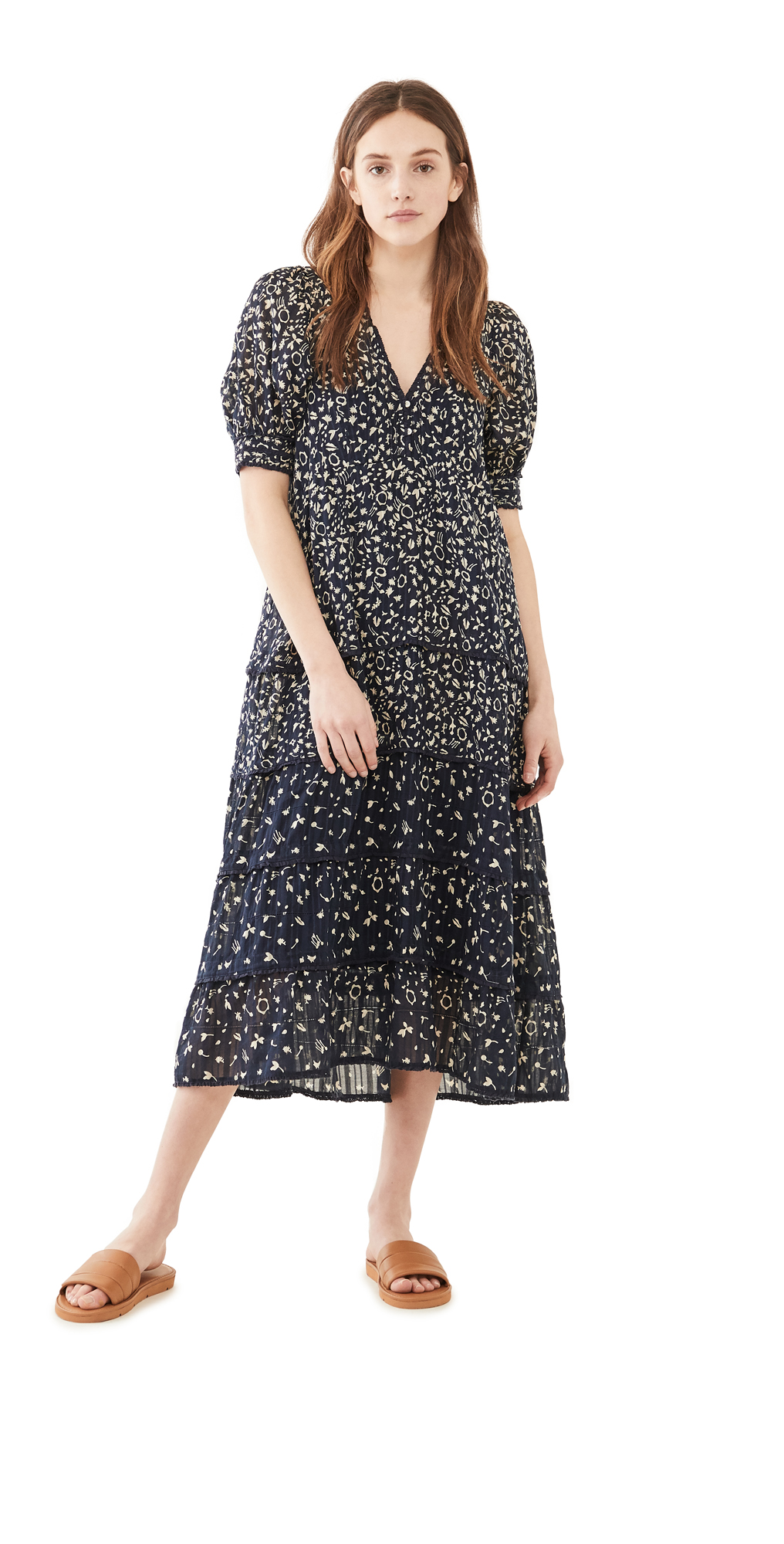 The Great THE YONDER DRESS