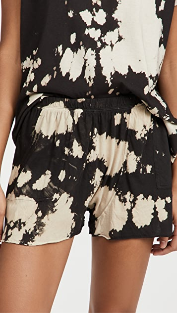 THE GREAT. The Lounge Shorts
