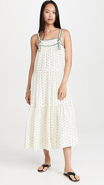 THE GREAT. The Sagebrush Dress