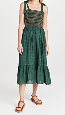 THE GREAT. The Lagoon Dress