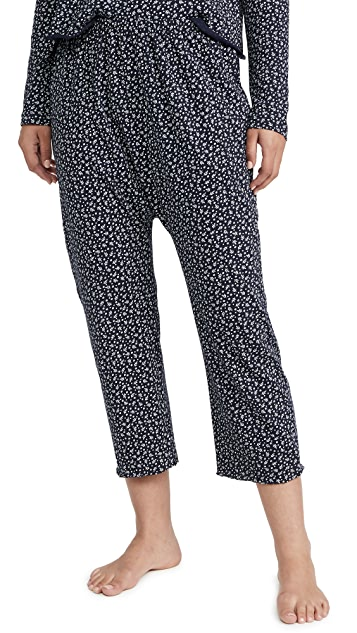 THE GREAT. The Lounge Crop Pants