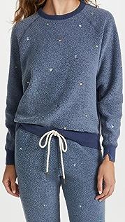 THE GREAT. The Sherpa College Sweatshirt