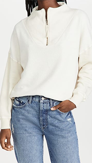 THE GREAT. The Trail Pullover