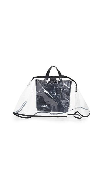 The Handbag Raincoat Миниатюрный чехол для сумки City Slicker Handbag Raincoat