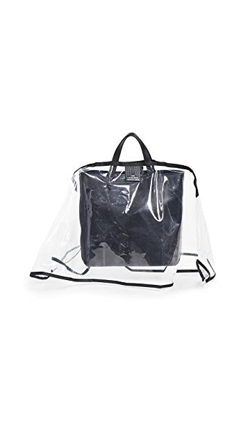 The Handbag Raincoat Чехол для сумки среднего размера City Slicker Handbag Raincoat