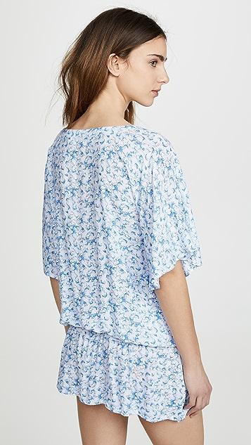 TIARE HAWAII Короткое платье Jimbaran