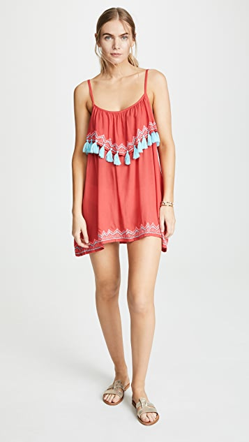 TIARE HAWAII Holter Mini Dress