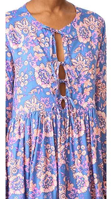 TIARE HAWAII Dahlia Swing Dress