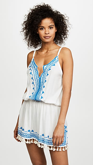 TIARE HAWAII Сантайд мини-платье