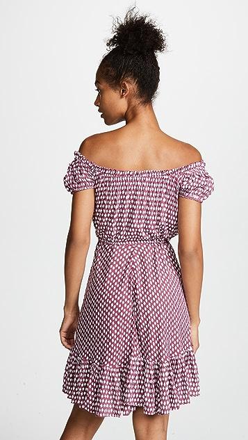 TIARE HAWAII Riviera Mini Dress