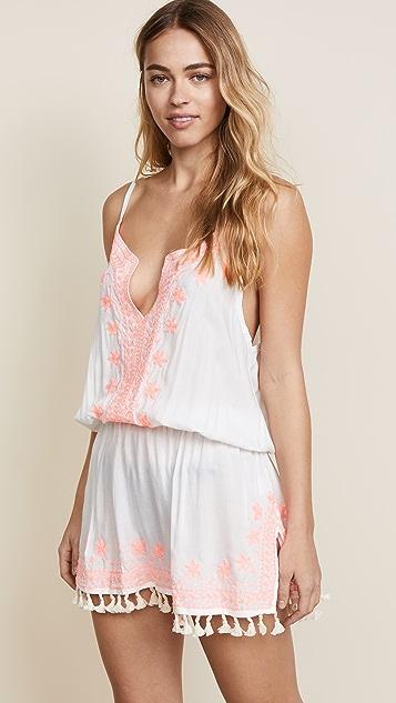 TIARE HAWAII Suntide Mini Dress