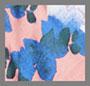 Shimmer Peach/Blue