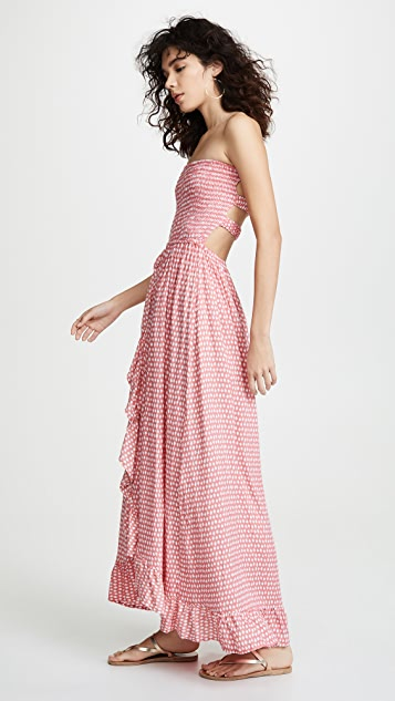 TIARE HAWAII Eri Maxi Dress