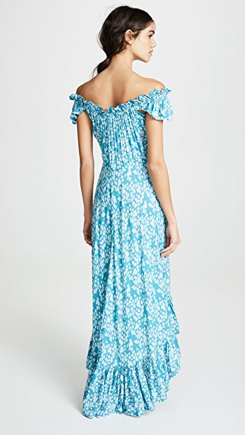 TIARE HAWAII Rose Long Dress