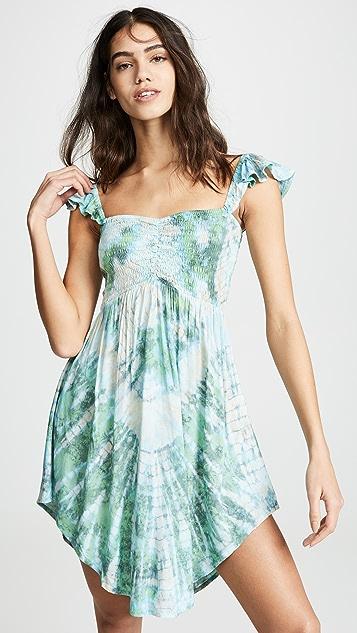 TIARE HAWAII Hollie Short Dress