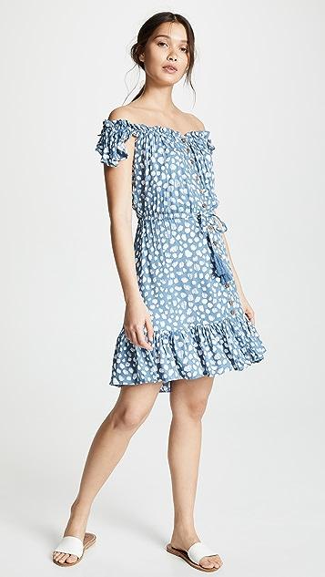 TIARE HAWAII Короткое платье Rose