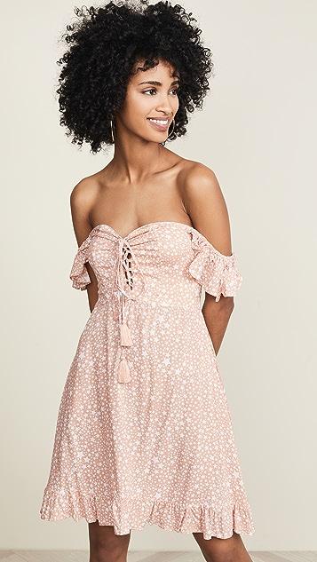 TIARE HAWAII Oasis Mini Dress