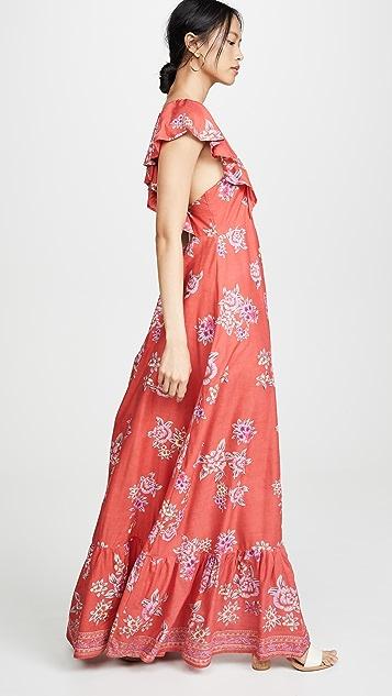 TIARE HAWAII Hula Maxi Dress