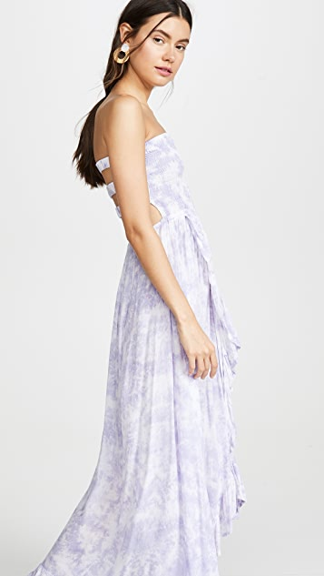 TIARE HAWAII Eri Long Dress