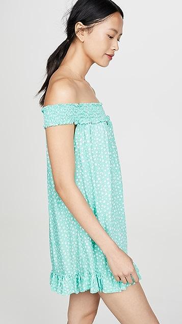 TIARE HAWAII Мини-платье Cure