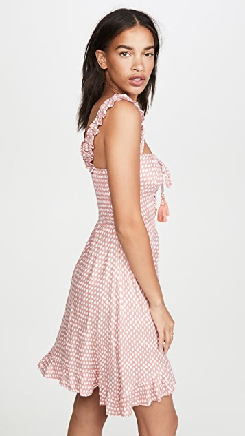 TIARE HAWAII Мини-платье Angelina
