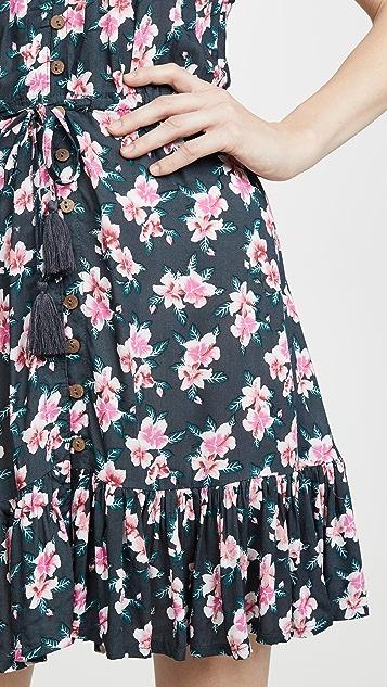 TIARE HAWAII Короткое платье Riviera