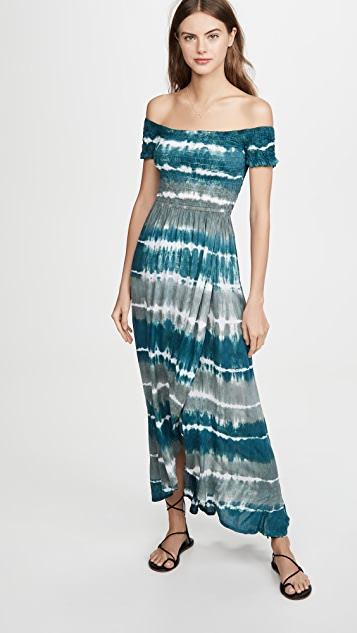 TIARE HAWAII Cheyenne Long Dress
