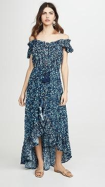 Rose Long Dress