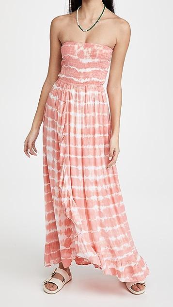 TIARE HAWAII Eri Long Maxi Dress