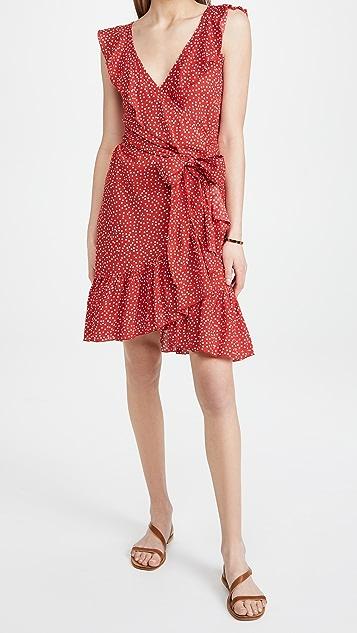 TIARE HAWAII Muse Wrap Dress