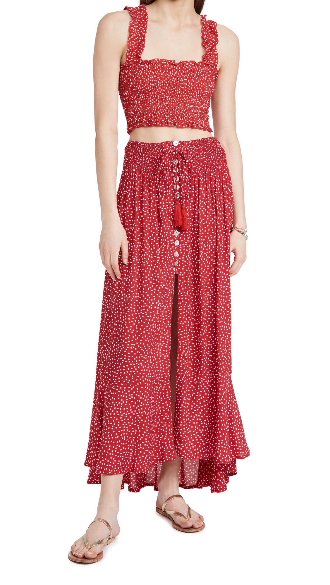 TIARE HAWAII Angie Top with Dakota Skirt Set