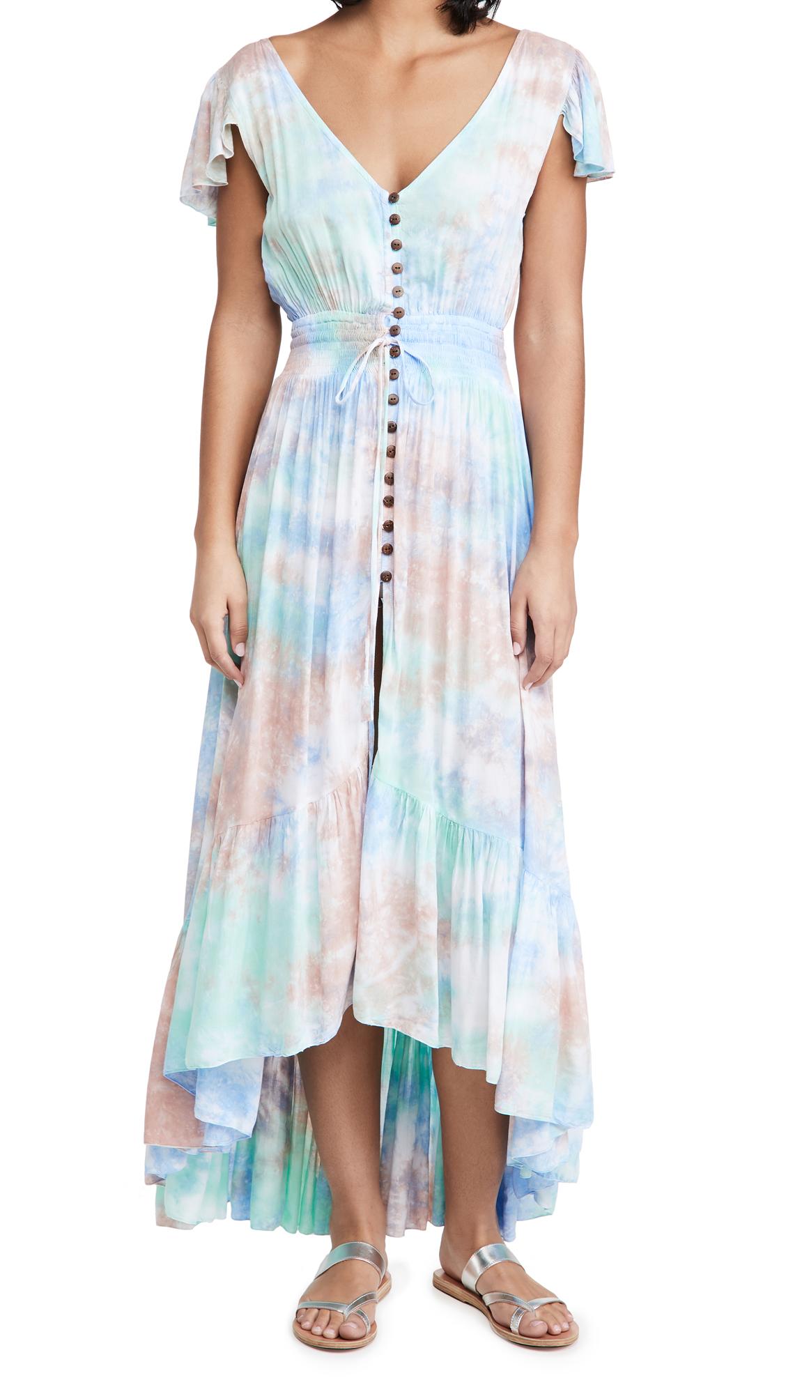 TIARE HAWAII New Moon Maxi Dress