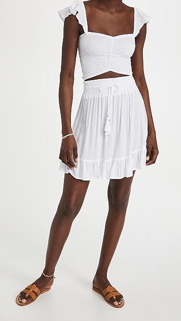 TIARE HAWAII Hollie 上衣和 Lily 半身裙套装