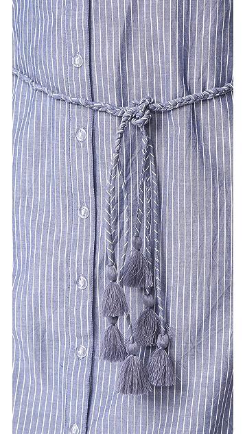 Thayer Midi Shirtdress