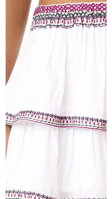 Thayer Mini Beach Skirt