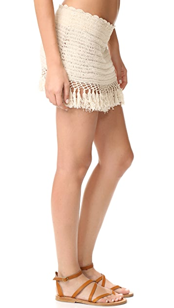 Thayer Mare Mini Skirt