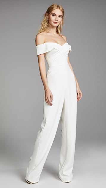 Theia Colette Jumpsuit